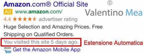Estensioni Automatiche Google AdWords